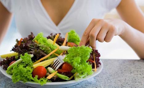 Sauver la planète avec un régime végétarien
