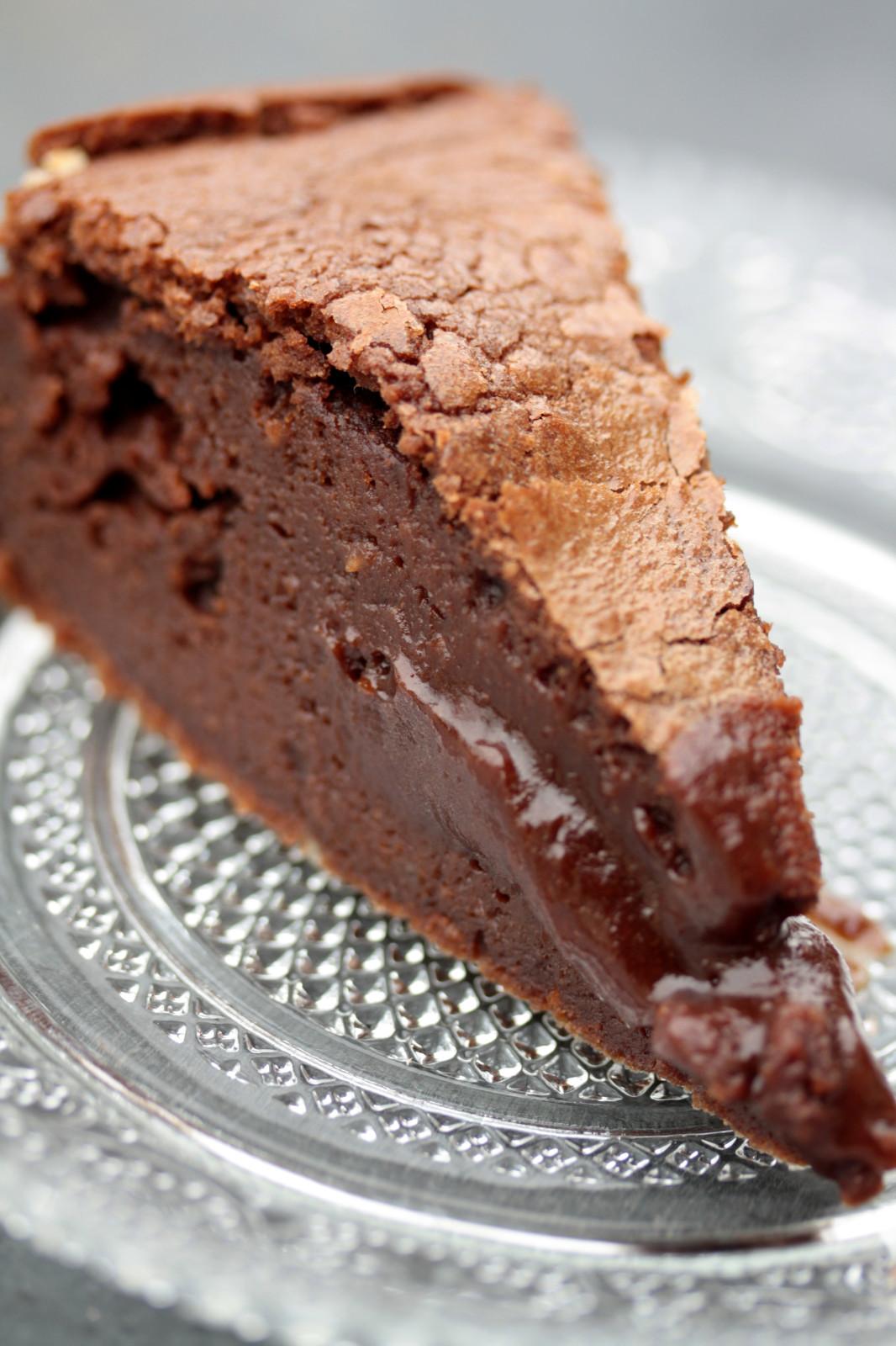 Fondant au chocolat et cr me de marrons psyllium docteur - Fondant chocolat creme de marron ...