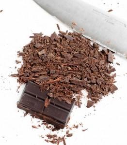copeaux-chocolat-crème-végétale-psyllium, Crème végétale poire et chocolat