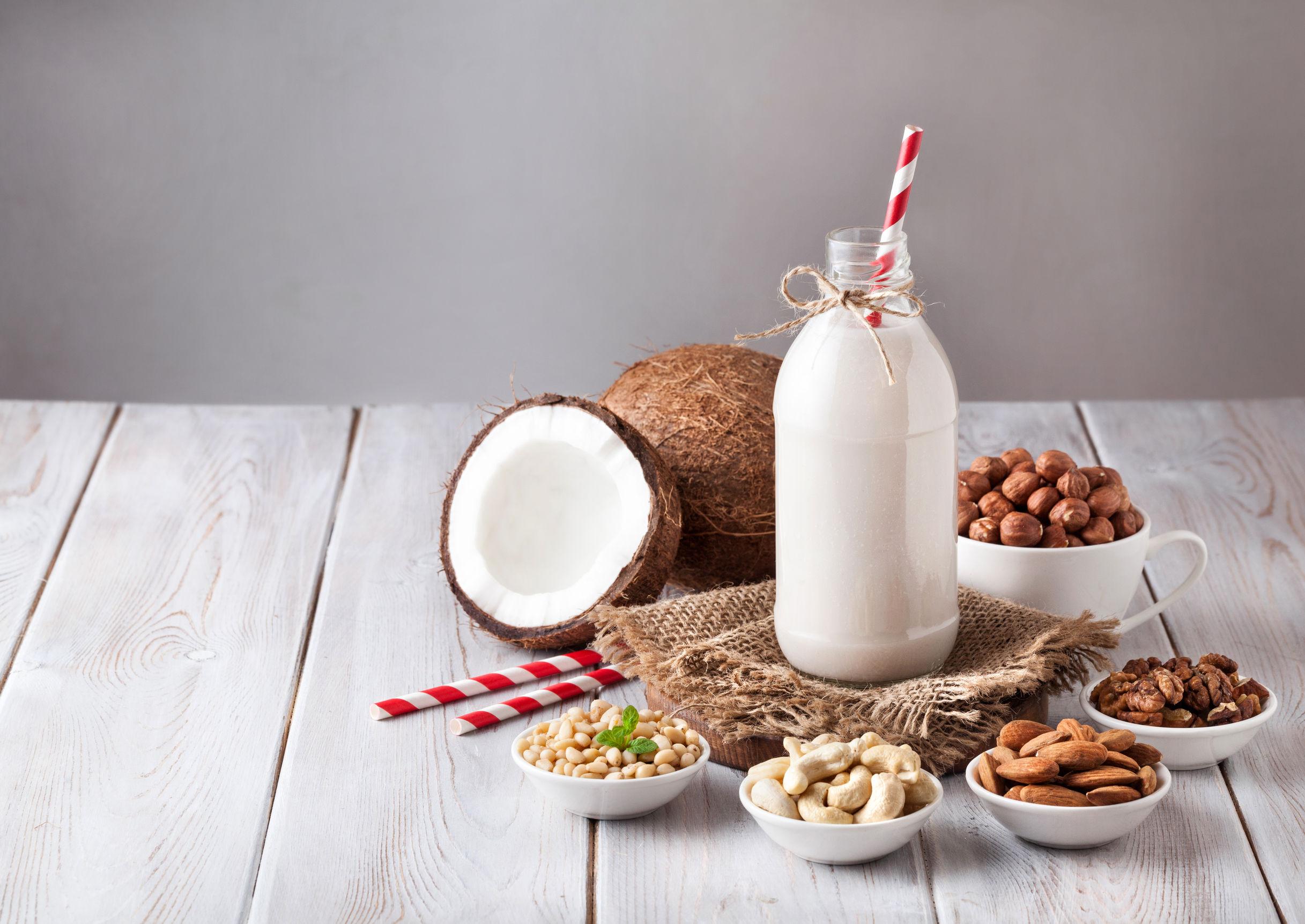 les meilleurs laits v g taux maison et comment les r ussir docteur nature. Black Bedroom Furniture Sets. Home Design Ideas