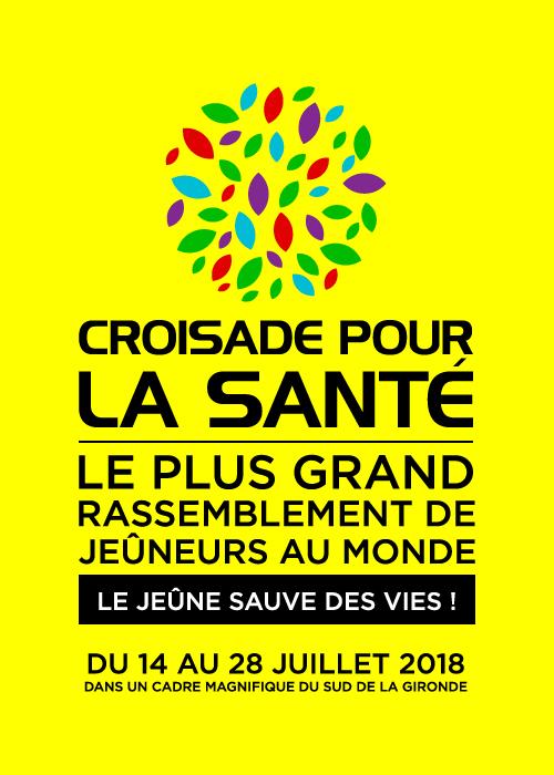 Bernard Clavière relance la Croisade pour la santé !